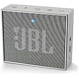 JBL GO Haut Parleur Ultra Portable avec Batterie Rechargeable et Connexion Bluetooth Compatible avec Smartphones, Tablettes et Appareils MP3 - Gris