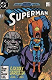 Superman (2nd Series) #3 FN ; DC comic book