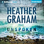 The Unspoken: Krewe of Hunters (       UNABRIDGED) by Heather Graham Narrated by Luke Daniels