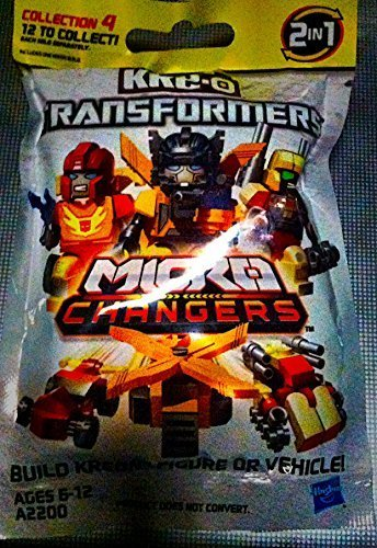 Kre-o Transformers Micro Changers Series/collection 4 - 1