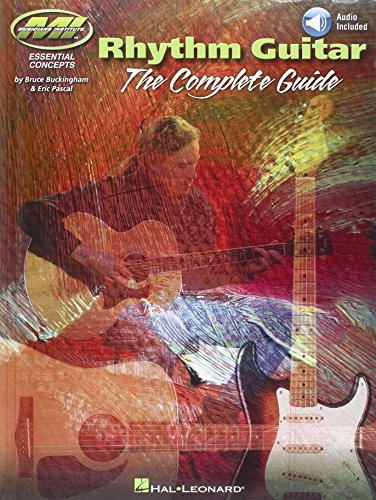 Rhythm Guitar: The Complete Guide (Musicians Institute Press)