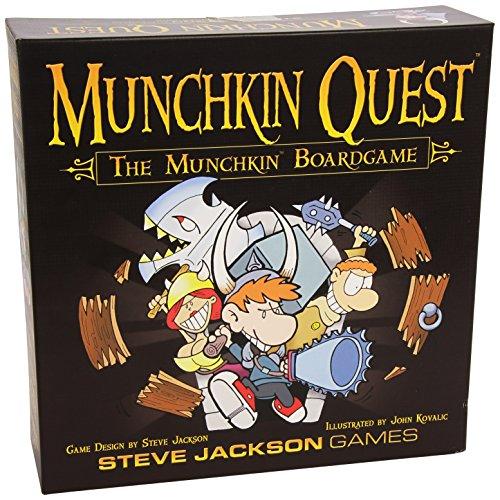 Munchkin Quest (Munchkin Quest compare prices)