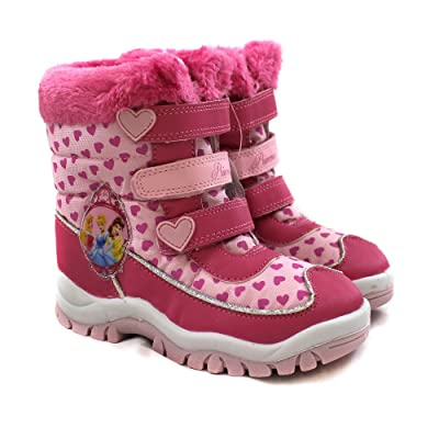 Disney Princess Snow Boot | UK Child Shoe