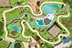 Tierpark / Zoo Spielmatte (Spielteppi...