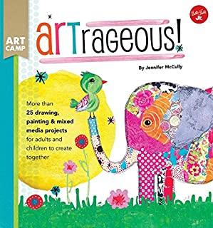 Book Cover: Artrageous!