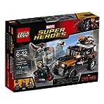 LEGO Super Heroes Crossbones' Hazard...