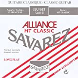 Savarez 540R Alliance Classical Guitar Strings, Standard Tension, Red Card (japan import)