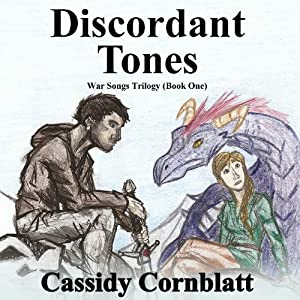 Discordant Tones: War Songs Trilogy, Volume 1 Audiobook