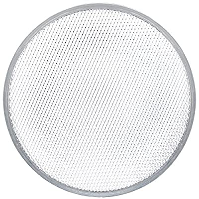 "American Metalcraft 18724 24"" Expanded Aluminum Pizza Screen"