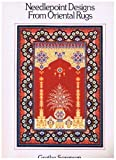 img - for Needlepoint Designs from Oriental Rugs by Sorensen, Grethe (1983) Paperback book / textbook / text book