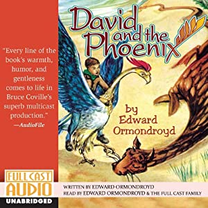 David and the Phoenix Audiobook