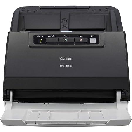 Canon DR-M160II Scanner de document Noir/Gris