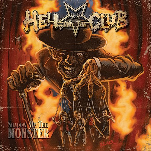 Hell In The Club - Shadow Of The Monster [Japan CD] RBNCD-1204 by Hell In The Club
