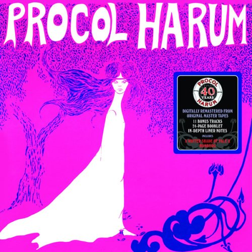 Procol Harum - Procol Harum (40th anniversary series) - Zortam Music