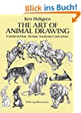 The Art of Animal Drawing: Construction, Action Analysis, Caricature (Dover Art Instruction)