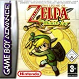 Legend of Zelda Minish Cap - Game Boy Advance