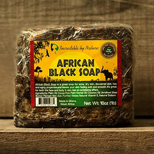 Best Selling African Black Soap