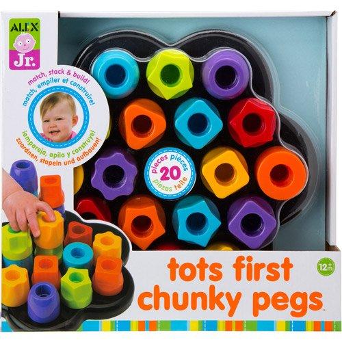 <b>Tots First Chunky Pegs Pegboard</b>