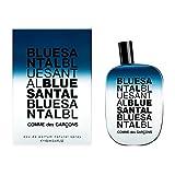 Comme Des Garcons Blue Santal Eau De Parfum Spray 3.4 Oz / 100 Ml For Men, 11.04 Ounce (Tamaño: 3.4 Ounces)