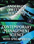 Contemporary Management Science: With...