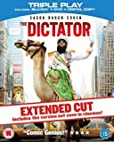 The Dictator - Triple Play (Blu-ray + DVD + Digital Copy) [Region Free]