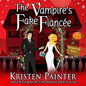 The Vampire's Fake Fiancée Audiobook