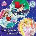 Good Night, Princess! (Disney Princess) (Pictureback with Flaps)