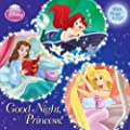 Good Night, Princess! (Disney Princess) (Pictureback with Flaps)
