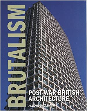 Brutalism: Post-War British Architecture cover