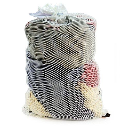 Hangerworld Filet à linge capacité XL pour protéger les vêtements délicats lors du lavage