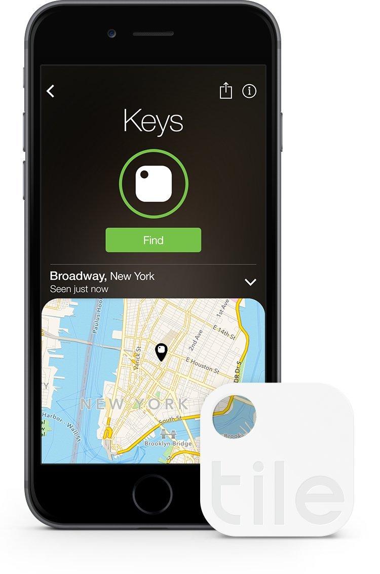 Tile (Gen 2) - Phone Finder. Key Finder. Item Finder - 12 Pack - Save 40%