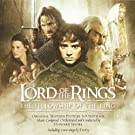 The Lord Of The Rings: The Fellowship Of The Ring: Original Motion Picture Soundtrack (Le Seigneur des Anneaux - La Communaut� de l'Anneau)