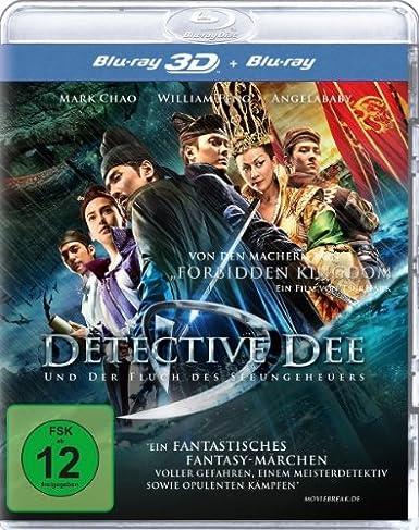 Detective Dee und der Fluch des Seeungeheuers, Blu-ray 3D