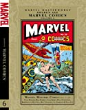 img - for Marvel Masterworks: Golden Age Marvel Comics - Volume 6 (Marvel Masterworks (Numbered)) book / textbook / text book