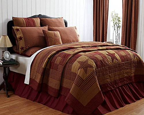 Country Style Bedding Sets 96422 front