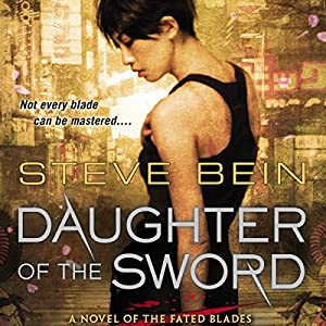 Daughter of the Sword Audiobook