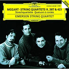 Wolfgang Amadeus Mozart: String Quartet No.15 in D minor, K.421 - 4. Allegro ma non troppo - Pi� allegro