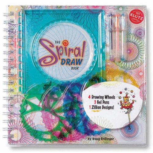 Spiral Draw Book (Klutz)