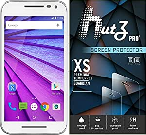 Hutz BZ13 Premium Quality Tempered Glass For Motorola Moto G4 (4th Gen)