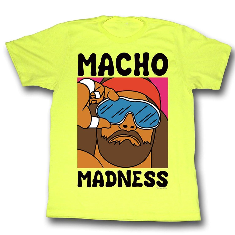Macho Man Oh Yeah Macho Man Randy Savage Madness