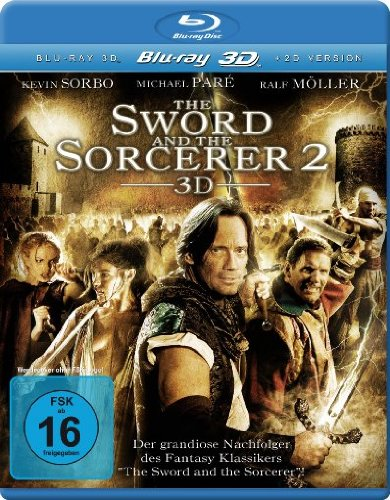 The Sword and the Sorcerer 2 [3D Blu-ray]