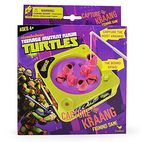 Teenage Mutant Ninja Turtles Capture the Kraang Fishing Game
