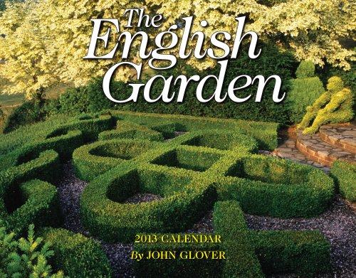 The English Garden Calendar 2013