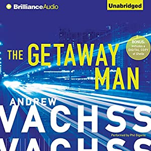 The Getaway Man Audiobook