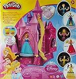 Play Doh Disney Prettiest Princess Magical Castle Creative Toy