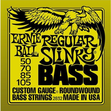 Ernie Ball 2832 Nickel Wound Regular Slinky Bass