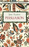 Jane Austen Persuasion (Dover Thrift Editions)