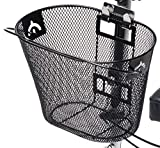 Knee Walker Basket Accessory - Replacement Part with Quick Release and Convenient Handle - Compatible with Many Knee Scooters