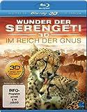 Wunder der Serengeti - Im Reich der Gnus [3D Blu-ray]