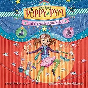 Poppy Pym und der gestohlene Rubin Hörbuch